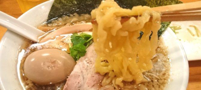 ムタヒロ大阪福島店 ワハハ煮干特製そば