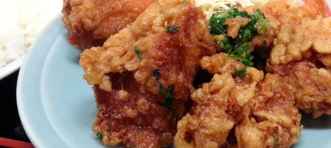 大洋軒 鶏のからあげ定食