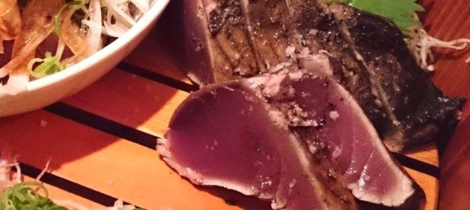 漁師料理 明神丸 焼切り塩・タレ盛合せ