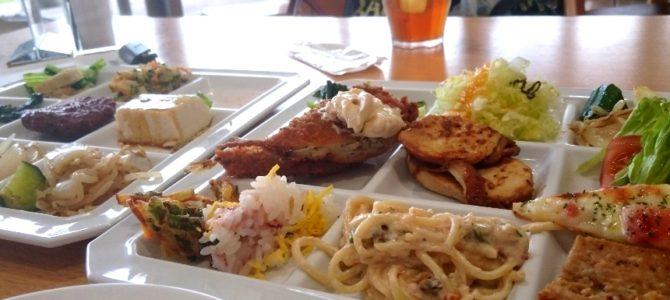 「腹いっぱい、奈良いっぱい。」- 産直バイキングレストランかぐやま