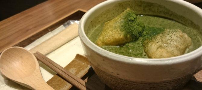 「ツウを知ることから、はじめましょう」- カフェ大阪茶会 PREMIUMぜんざい