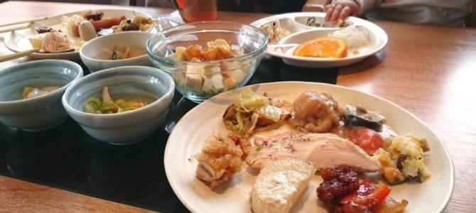 「それでは遠慮なく、食べ放題」- 露菴 奈良広陵店 ランチビュッフェ