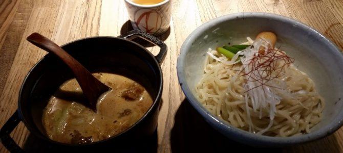 「京都の美味しい隠れ家」- 和醸良麺 すがり もつカレーつけ麺