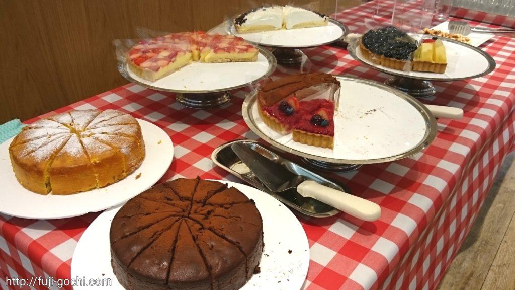 タルトやケーキ1