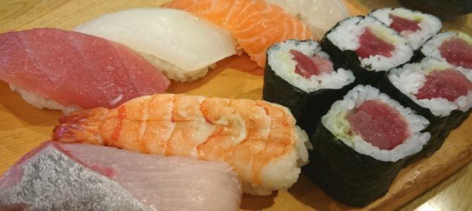 「野田の良心(寿司部門)」- 寿司処 裕喜 野田阪神店 すし定食