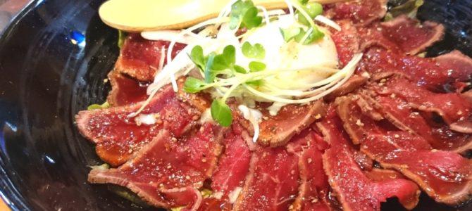 「お肉、満開」- 焼肉 天道 肉まみれ丼