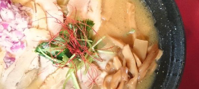「いきなりリッチなコンテンツ」- 鶏煮込みそば 至澄 白湯そば 極(醤油)