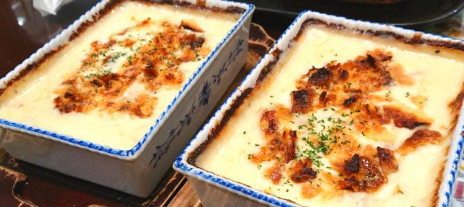 「美味しさがあまりある」ケーニヒスクローネ リノアス八尾店 ランチ 野菜グラタン