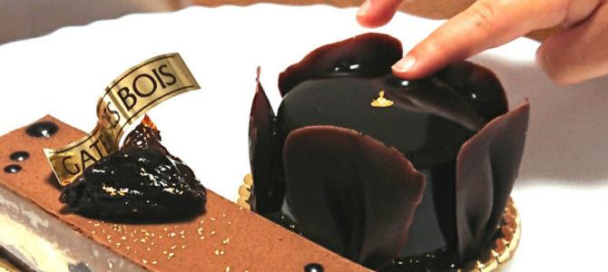 「洋菓子の進歩と調和」ガトー・ド・ボワ A LA MAISON本店 アンブロワジーとジュピター